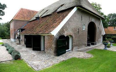 Artikel over de restauratie van De Takkenkamp in magazine Herenhuis