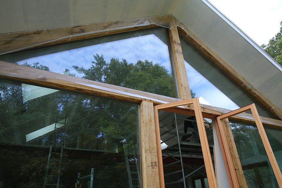 Nieuwbouw houtskelet woning foto 2 - Schotman Restauraties