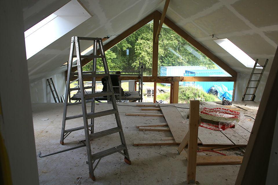 Nieuwbouw houtskelet woning foto 3 - Schotman Restauraties