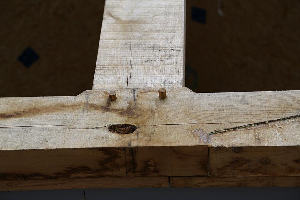 Nieuwbouw houtskelet woning foto 5 - Schotman Restauraties