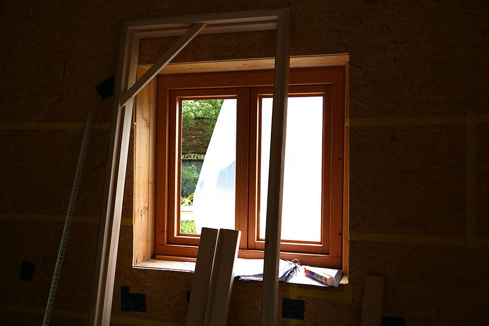 Nieuwbouw houtskelet woning foto 6 - Schotman Restauraties