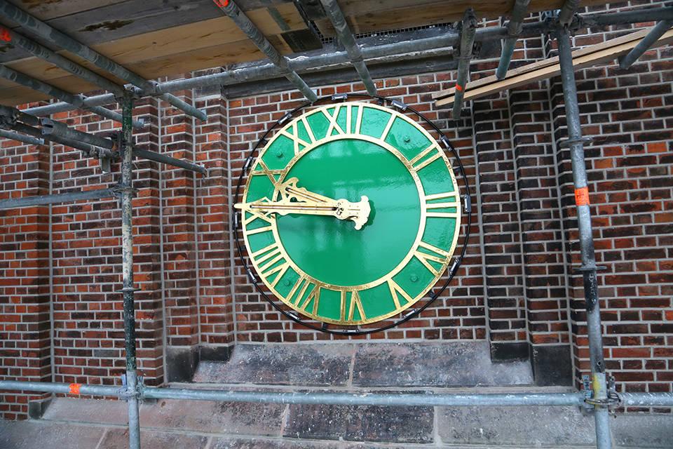 Restauratie kerk Winterswijk foto 1 - Schotman Restauraties