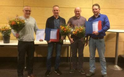 Schotman Restauraties officieel EVC gecertificeerd